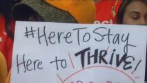 Los Dreamers tienen puestas sus esperanzas en una propuesta que se discutirá en el Senado