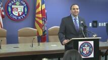 Juez afirma que el alguacil Penzone tarda demasiado en las investigaciones por mala conducta entre sus agentes