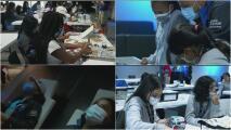 De Colombia al Space Center de la NASA en Houston: la enriquecedora experiencia de 31 niñas