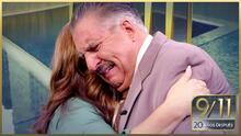 """""""¡Eran mis torres gemelas!"""": Fernando Fiore llora desconsolado al recordar su trabajo y los amigos que perdió"""