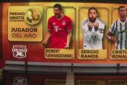 Premios Misión Europa | ¡Es nombrado el mejor jugador del año!