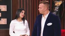 """El reggaetón no ayudó al flechado de Laura para lograr el segundo """"que sí, que sí"""""""