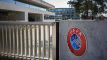 La UEFA se lleva un revés ante la Superliga