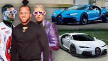 El Alfa, Anuel, Bad Bunny… todos quieren un Bugatti (te explicamos por qué)