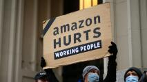 Amazon enfrenta otra demanda por supuestamente castigar a quienes exponen el peligro de las condiciones laborales