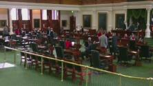 ¿Pueden ser arrestados los demócratas que salieron de Texas para bloquear una medida?