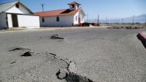 La falla de San Andrés puede ser afectada por un temblor de 7.5 o más en los próximos meses, según reporte