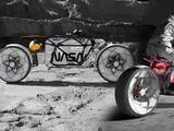 ¿Recorrer la luna en motocicleta? Este prototipo lo haría posible en misiones futuras