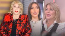 """Silvia Pinal reacciona al encuentro de Frida Sofía y Alejandra Guzmán: """"ese renacimiento no lo veo claro"""""""