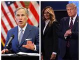 """Tantas oraciones han sido contestadas"": Gobernador de Texas reacciona a recuperación de Trump"