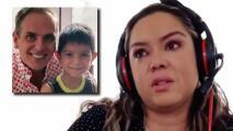 La madre del hijo de Xavier Ortiz suplica llorando respeto para su hijo, ¿por qué buscar culpables de su muerte?