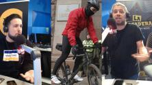 Ladrones de bicicletas de niño trabajan de madrugada y de 'casualidad' Maikito necesita una
