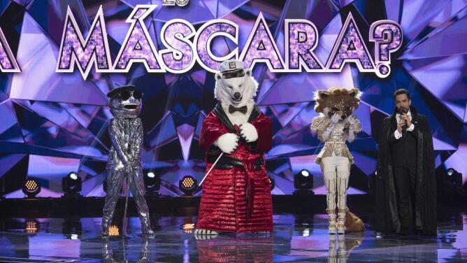 Disco Ball, Mapache y Oso Polar revelarán sus identidades, pero solo uno será el campeón de esta temporada