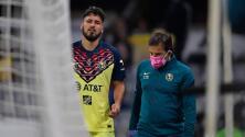 """Bruno Valdez descarta lesión de gravedad: """"Fue un susto grande"""""""