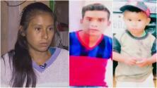 El drama de una mujer en Guatemala después de que su esposo e hijo cruzaran la frontera de EEUU