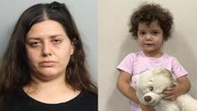 Arrestan a una madre tras abandonar a su hija de 2 años en un hospital de Miami