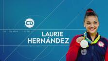 Laurie Hernández, una latina de oro que triunfa en Estados Unidos
