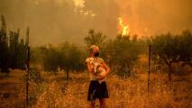 En un minuto: ONU advierte de la inminente subida de la temperatura global antes de lo previsto por culpa de la acción humana