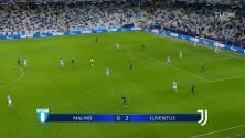 ¡Ya es goleada! Morata hizo el 3-0 de la Juventus ante Mälmo
