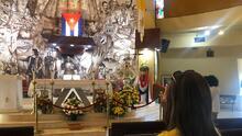 """La Ermita festeja a """"Cachita"""" en su día, al cumplirse 60 años de la llegada de la imagen a Miami"""