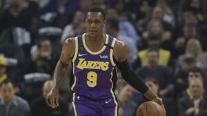 Rajon Rondo regresará a los Lakers por una temporada