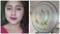 """""""Nos dijeron que no pueden hacer nada"""": reclamo en Consulado de Guatemala por falta de búsqueda de mujer en el desierto"""