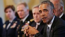 Barack Obama visita demócratas en el Congreso para cabildear a favor de ley de atención sanitaria