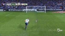Gol de Nicolás Sánchez y Rayados está cerca de ser monarca de la Concacaf