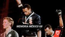 Memoria México 68: Cuando Tommie Smith, John Carlos y Peter Norman sacudieron al mundo