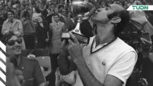 Muere Andrés Gimeno, campeón de Roland Garros en 1972