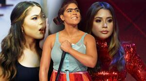 Cachetadas de impacto y Francisca Lachapel como Mela La Melaza se roban el show de NBL