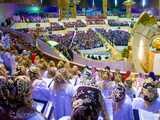El arresto de su líder le ha dado fama mundial a la iglesia, celebra pastor en evento anual de la Luz del Mundo