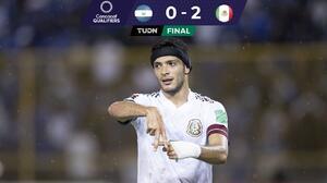 ¡Está de regreso! Raúl Jiménez sella el triunfo de México en el Cuscatlán