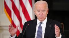"""""""Es un régimen fracasado"""", Biden impone nuevas sanciones contra el gobierno cubano y dice que considera otras opciones"""