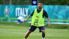 ¡La Nazionale! Posible XI de Italia para su debut ante Turquía