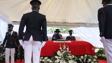 Saint or sinner: Moïse's assassination in Haiti revives racial tensions