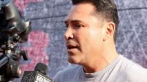 Óscar de la Hoya revela que fue abusado sexualmente cuando tenía 13 añosde edad