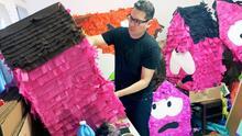 """""""Piñatas, el arte de la celebración"""": Muestra de arte resalta el valor histórico y artesanal de las piñatas en Los Ángeles"""