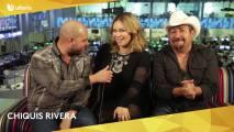 Chuiquis Rivera con El Bueno y El Feo listos para Premio Lo Nuestro