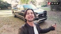 5 Minutos A Bordo del Ford F-150 2021   Univision A Bordo