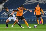 Wolverhampton se lleva sólo un punto tras empatar 1-1 con West Bromwich Albion en su visita durante la Jornada 34 en la Premier League. Fabio Silva le daba la victoria a los Wolves al minuto 46, pero Mbaye Diagne le daba el gol del empate a los locales. El mexicano Raúl Jiménez aún no ha sido convocado.
