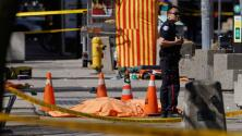 Video: Al menos 9 muertos y 16 heridos tras la embestida de una van en el centro de Toronto