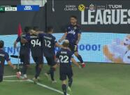 ¡Sounders pega primero! Definición de killer de Cristian Roldán para 0-1