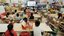 Miles de estudiantes de CPS regresan a las clases presenciales este lunes