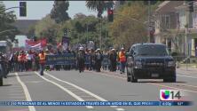 Movilizaciones por el 1 de mayo en Oakland