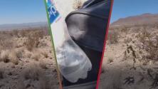 """(Video) """"Put*@#..* el coyote me dejó"""": Hombre que intentaba cruzar la frontera queda abandonado a su suerte en la mitad del desierto"""