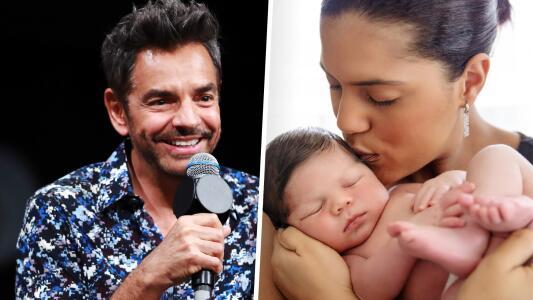 Eugenio Derbez y el bebé de Francisca tendrán un papel especial en Despierta América en Domingo