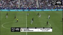 Golazo de Zlatan Ibrahimović elegido Greatest Goal de la MLS