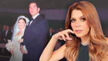 Itatí Cantoral aclara si estaría dispuesta a anular su matrimonio por la iglesia con Eduardo Santamarina
