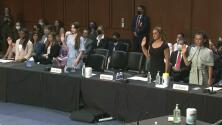"""""""Sufrimos y seguimos sufriendo"""": gimnastas testifican los abusos del exmédico Larry Nassar en el Congreso"""